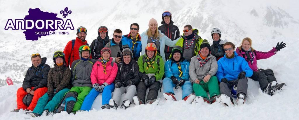 AndorraScoutSkiTripGroup2015