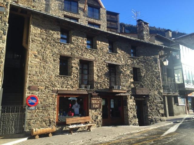 Chalet Font, Soldeu, Andorra