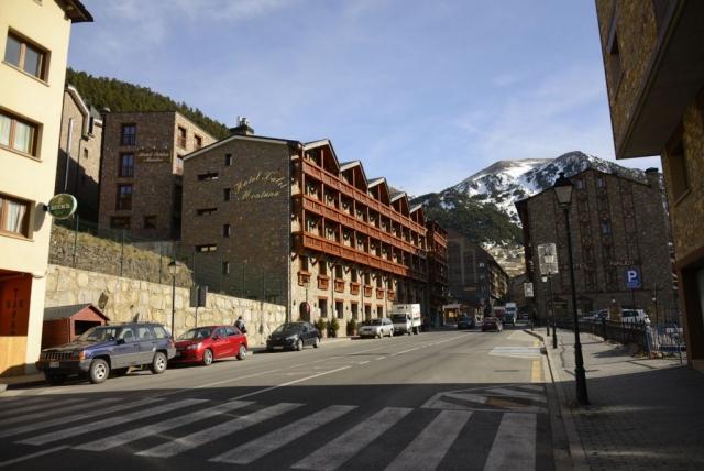 Montana Hotel, Soldeu, Andorra, Pyrenees